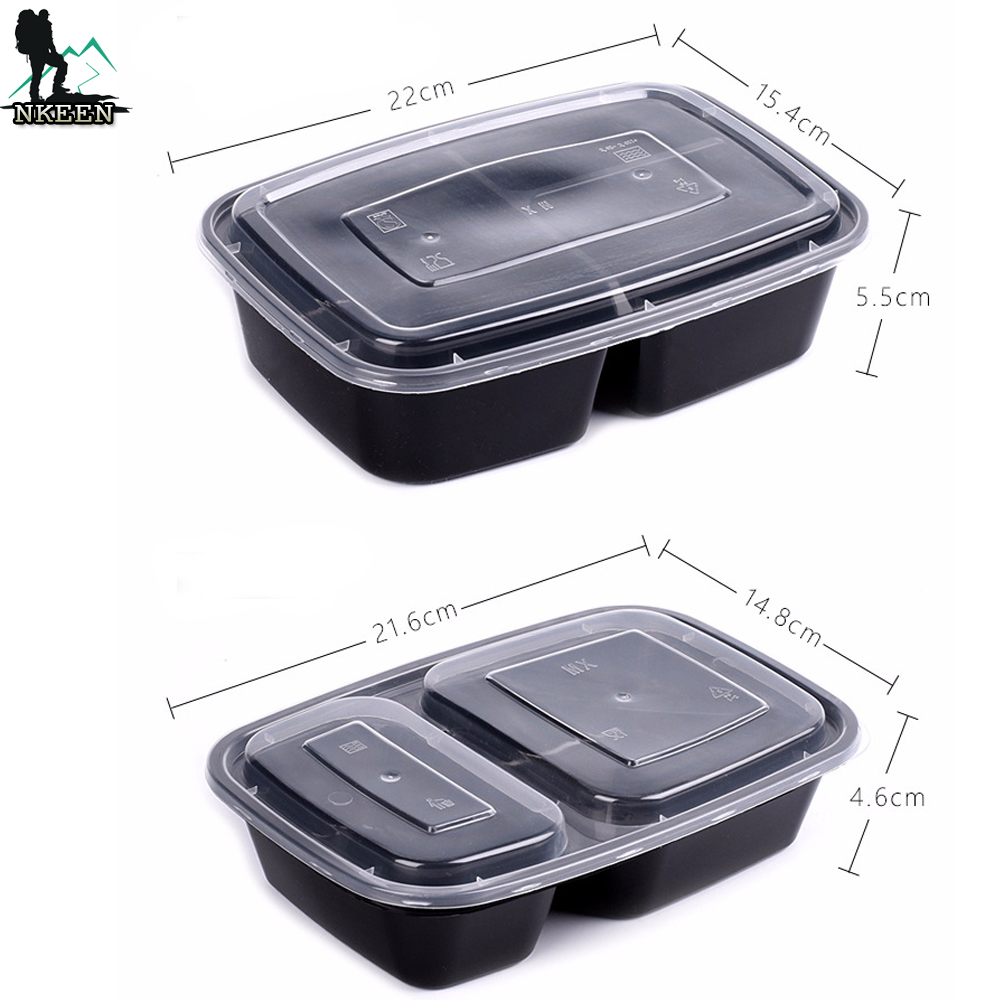 China microwave disposable plastic food containers wholesale