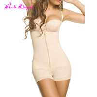 Slimming bamboo colombian shapewear slimming brazilian body shaper