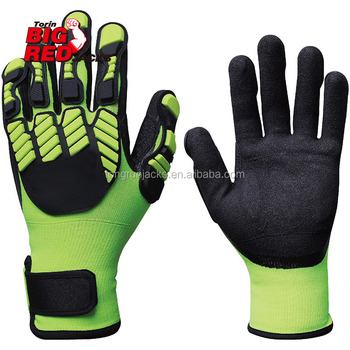 Work Gloves TRY7009