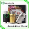 2017 electronic items kennedy tool Stainless Steel kennedy ruby mod Kennedy 24mm Trickster