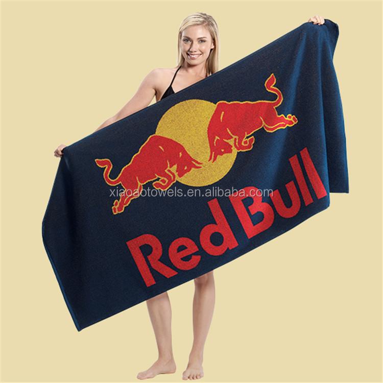 Towel Stock Lots: مخصص 100% الكثير الأسهم القطن شاطئ منشفه-منشفة-معرف المنتج