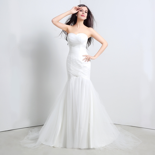 Aliexpress.com : Buy Real Sample Cheap Mermaid Wedding