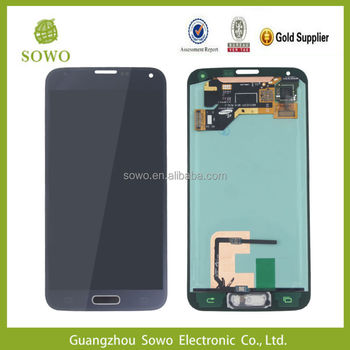 Mobile Phone Spare Parts For Samsung Galaxy S5 Clone Lcd Digitizer Assembly  - Buy For Samsung Galaxy S5 Lcd Screen,Mobile Phone Spare Parts For