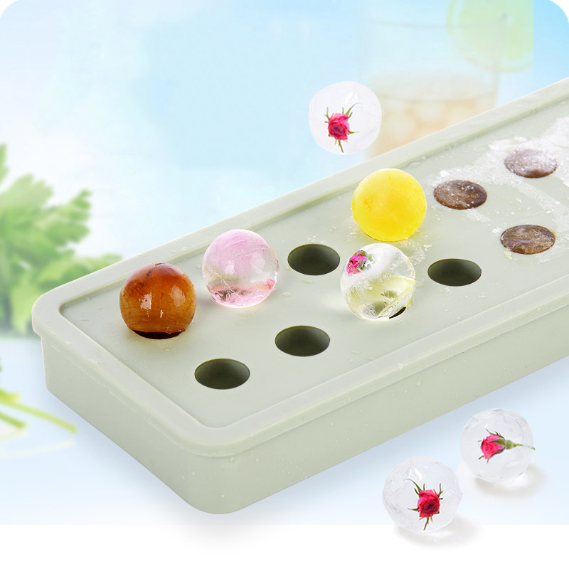 online buy wholesale small round ice cube trays from china small round ice cube trays. Black Bedroom Furniture Sets. Home Design Ideas