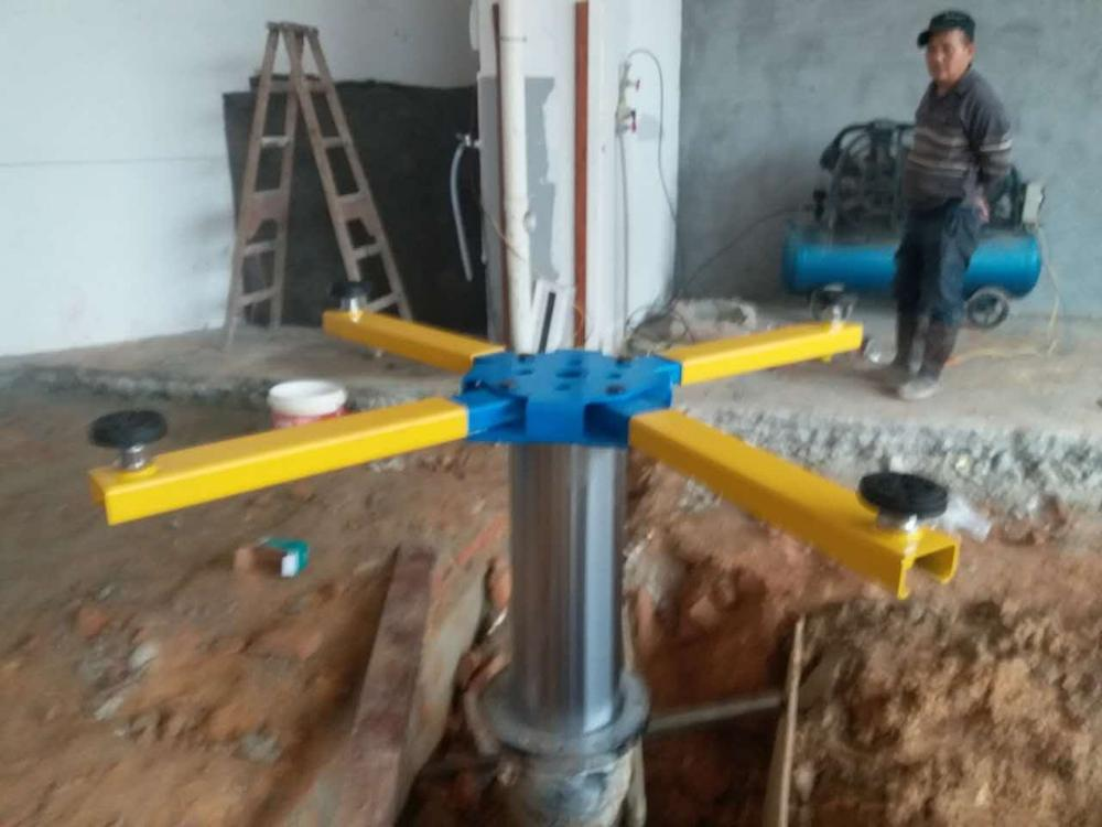 Used Single Post Car Lift In Ground Single Post Car Lift Buy