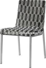 modern fabric dinning chair for home