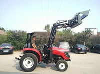 C9- China farm tractor good engine exporting famous YTO Tractor mini tractor potato harvester