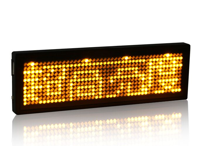 P10 single color full color outdoor/indoor programmable custom led sign led moving display