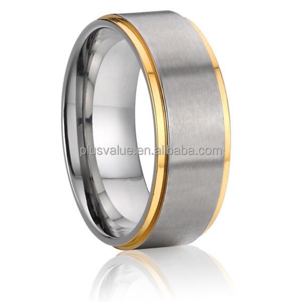 wholesale cheap mens titanium wedding rings buy mens titanium wedding rings product on. Black Bedroom Furniture Sets. Home Design Ideas