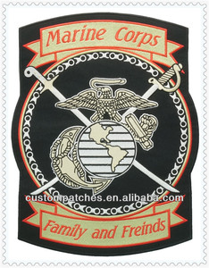 Large Embroidered Patch