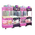 Sale indoor Coin operated PP Tiger 4 Mini Toy Claw Machine Toys Vending Machines for sale