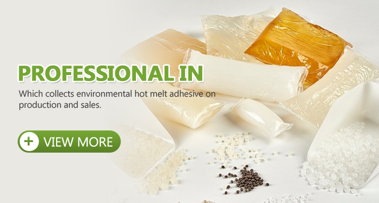 Hot melt lijm korrel voor sigaret doos sluitmachine