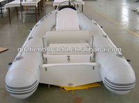 RIB 390 0.9mm PVC air inflatable boat