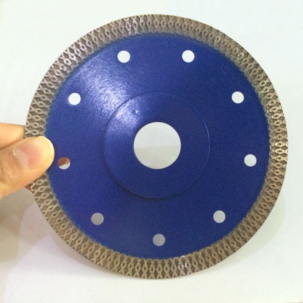 4&quot; 105mm Ultra Thin Turbo Diamond <strong>Cutting</strong> Disc Tile <strong>cutting</strong> saw blade 1.2mm thickness