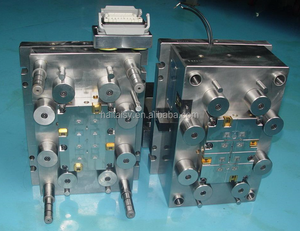 China OEM Metal die casting mould and plastic injection die casting molding