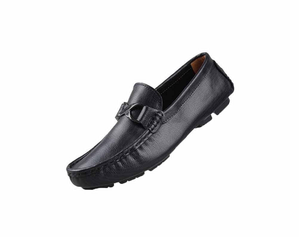 Leather Fashion Casual Shoes Flat Doug Drive Boat Men's Shoes