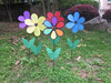 Promotional garden outdoor windmill toy spinner