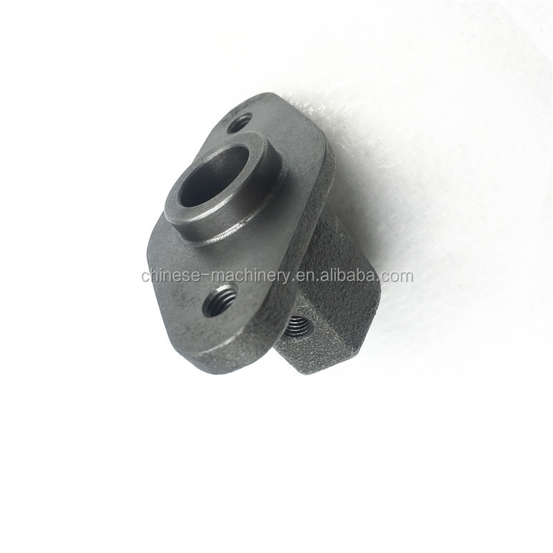 Customized DIN GGG60 ASTM 65-45-12 Cast Iron Parts Green Sand Casting