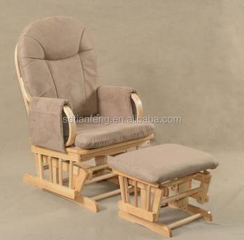 Beste Mutter Stillen Sessel Mit Ottomane Buy Holz Stillen Stuhl