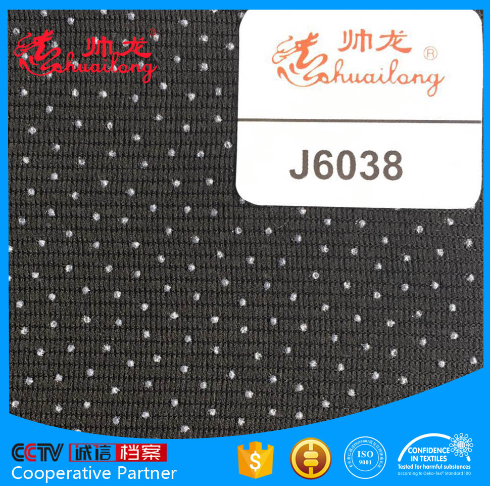 woven fusible interlining J6038