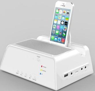 Bluetooth Dock Docking Station For Samsung Galaxy S4 - Buy Docking ...