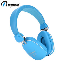 High quality noise cancelling headband stereo bluetooth headset