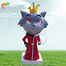 Outdoor decoration cartoon movie character model