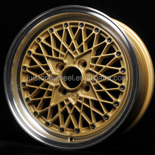 rota wheel 15inch 4 8 spoke replica alloy wheel rim for passenger car from factory LuistoneWheel