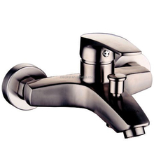 Hot selling in South America floor standing cheapest bathtub faucet