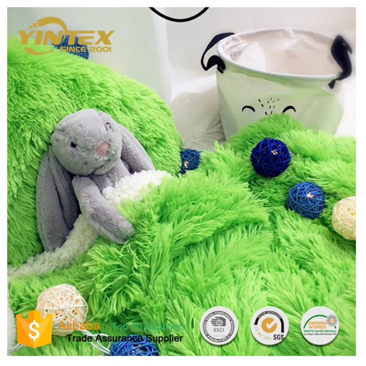 Wholesale Double Sides Warm Thick Cozy pv plush blanket