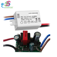Pass CE 5-11V DC 12V 3W Constant Current LED Driver 350mA Constant Voltage Power Supply 1x1W
