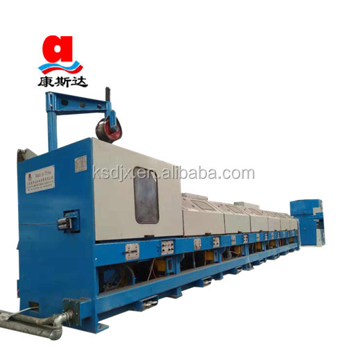 LZ13-600 스틸/스테인레스 와이어 스트레이트 형 드로잉 기계