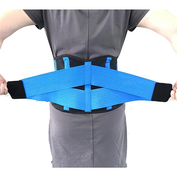 Amazon hot selling neoprene adjustable body shaper waist trainer slimmer belt