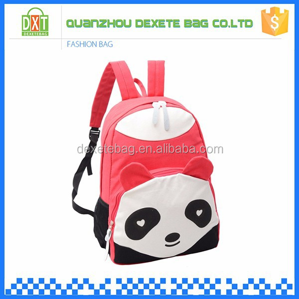 Lovely panda design school bags for south africa