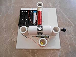 Buy Simple Electric Reed Switch Motor Kit #11 - DIY Science