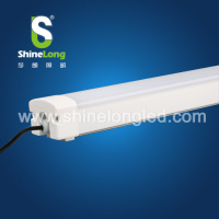led weatherproof light fixture B series 2x36w waterproof fixture fluorescent lamp t8 36w