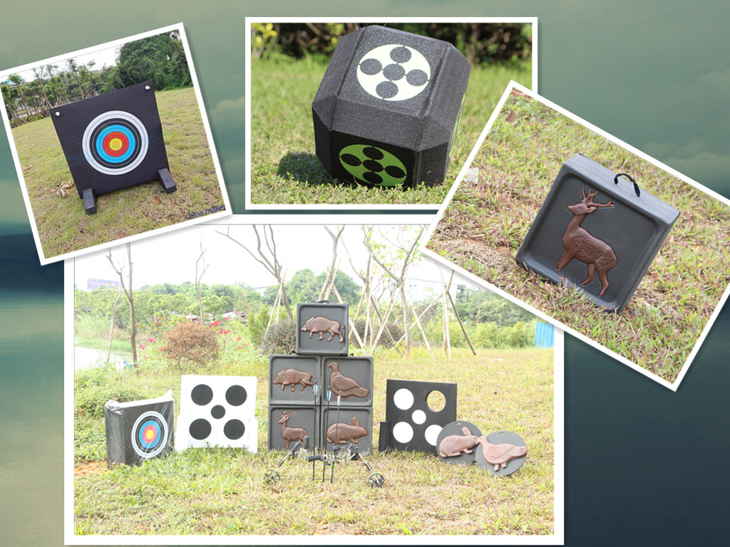 Party game oem logo archery shooting target OEM
