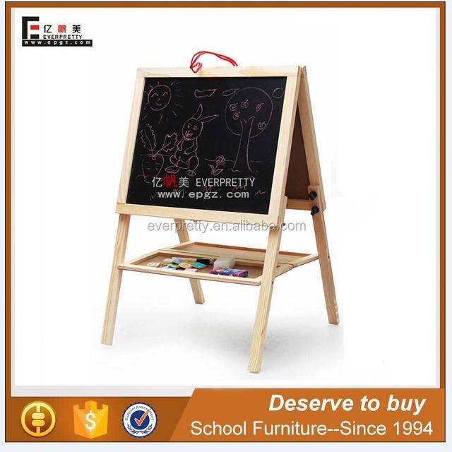 Everpretty Kindergarten Furniture Kids Wood Drafting Table