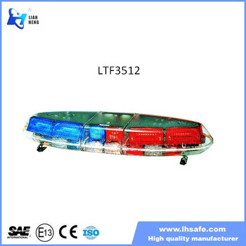 Amber Light Bars Apply To Fire Truck,Ambulance Vehicle And Police ...