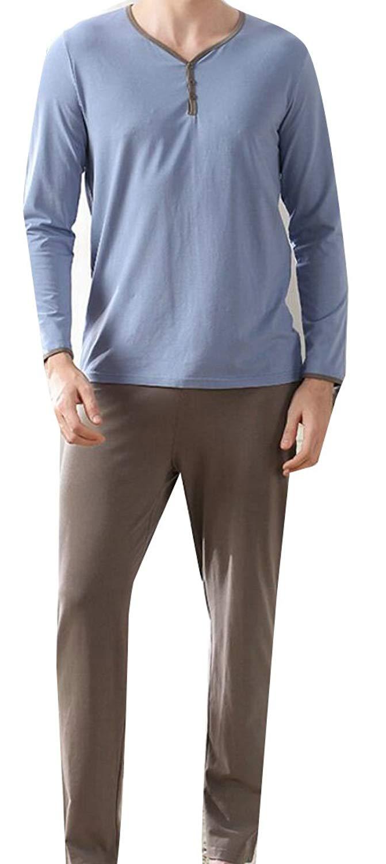 Tkiames Girls Animal Printed Long Sleeve Cotton Pyjamas Sets Nightwear Sleepwear PJS