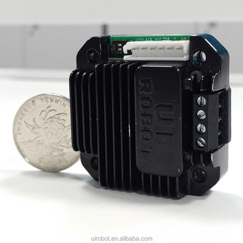 Integrated stepper motor controller from shanghai buy for Integrated servo motor and drive
