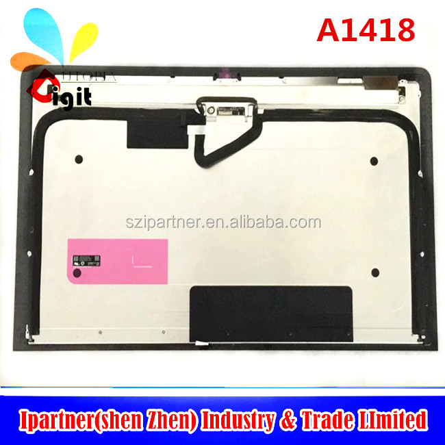 "Genuine new original 21.5"" lcd for apple imac wholesale A1418 lcd screen with glass 2012-2013"