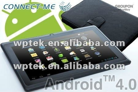 Hot sale 7 inch cheapest A13 tablet pc android 4.0 512M+4GB capacitive