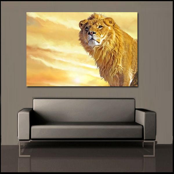3d Lion Wall Art Wholesale, Wall Art Suppliers - Alibaba