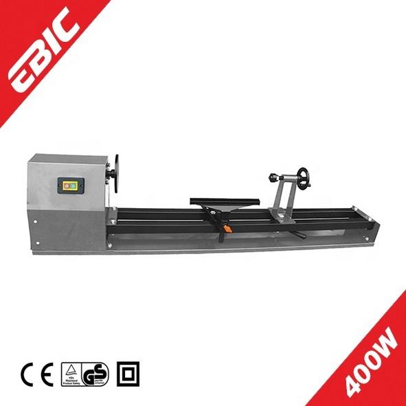 EBIC Wood Tools 400W Mini Electric Wood Lathe Machine