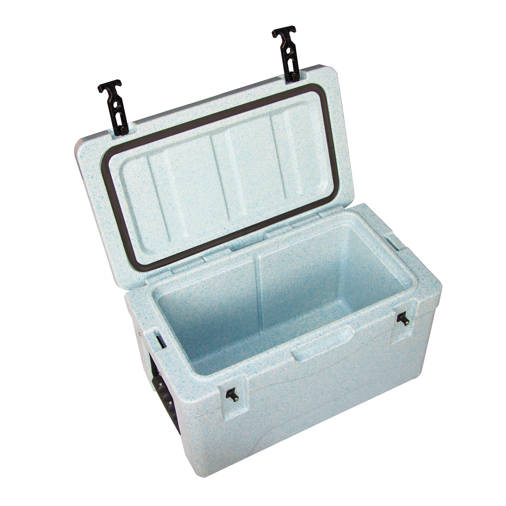 rotationally molded cooler box insulated cases