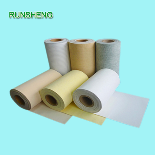 needle felt non-woven filter cloth for air or liquid dust filtration