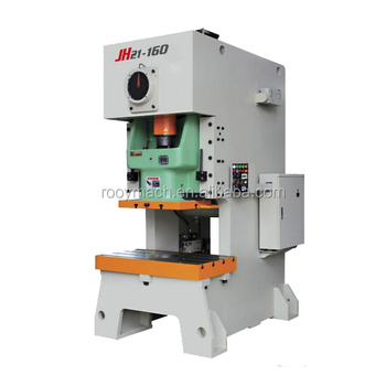 400t Jh21-400t Variable Speed C-frame Punch Press/power Press Machine Price  - Buy High Quality Power Press,Variable Speed Press,Used Power Press