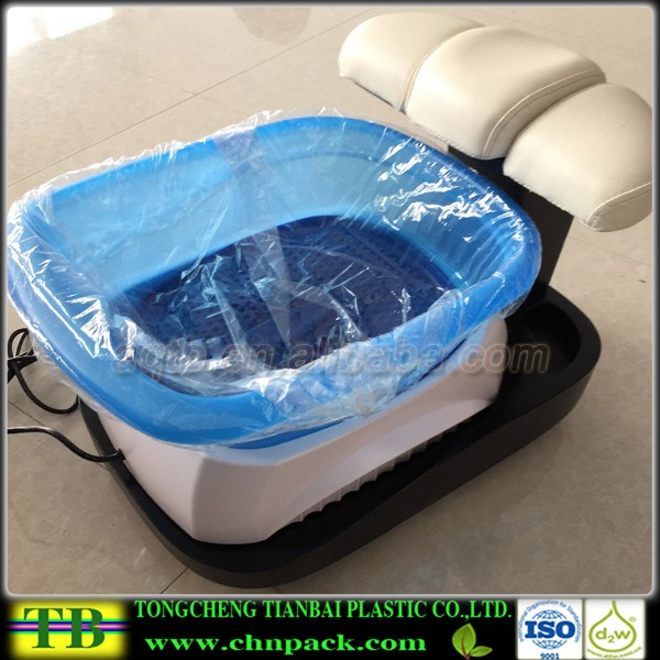 Disposable Pedicure Spa Liner For Pedicure Bowl Buy