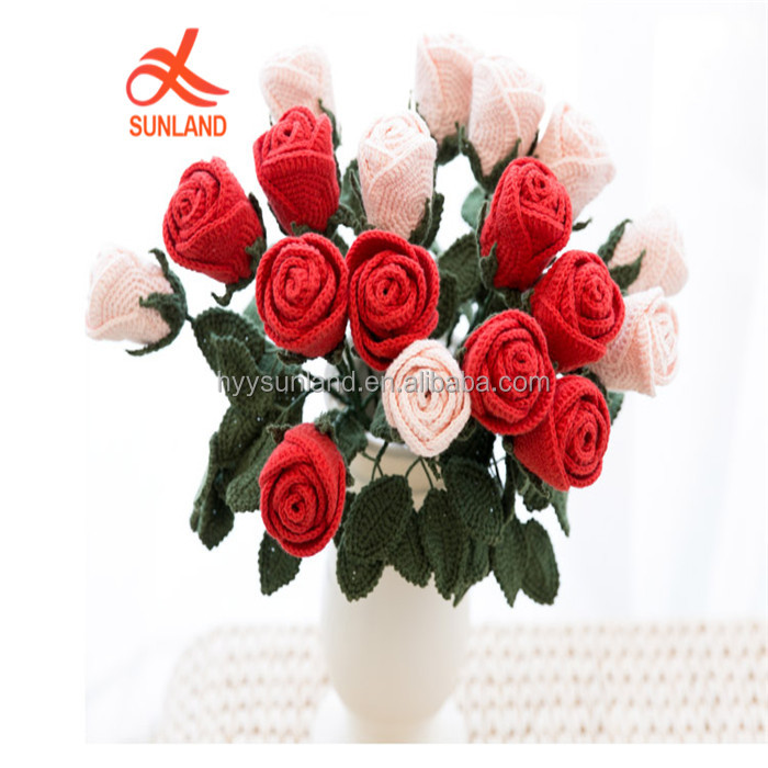 China knitted flowers patterns wholesale 🇨🇳 - Alibaba